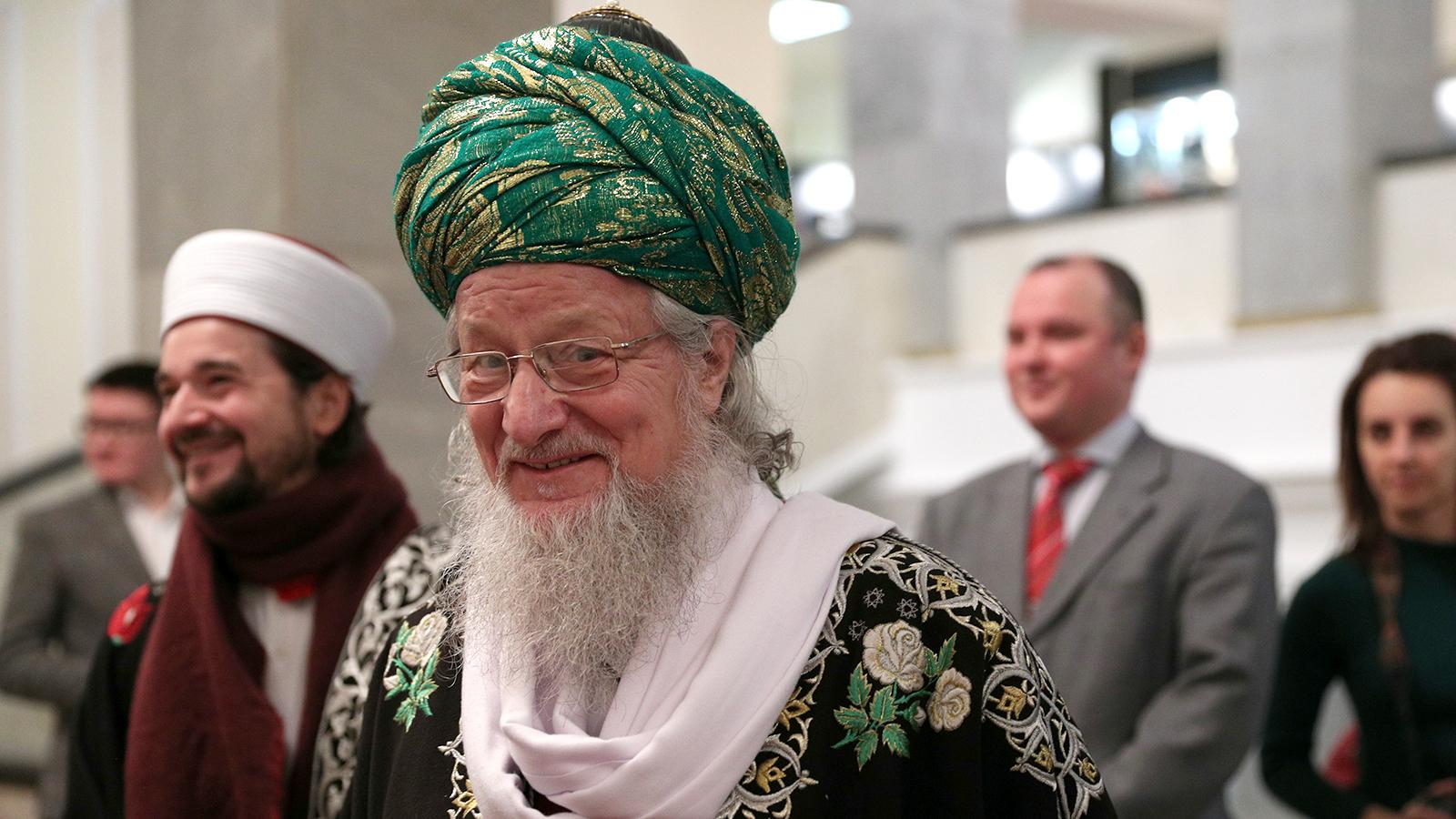 Талгат Сафа Таджуддин