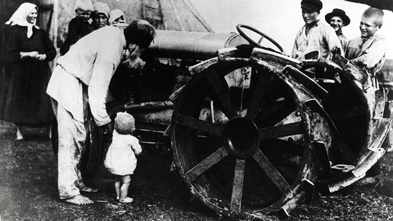 1933 год: По следам Великого Комбинатора