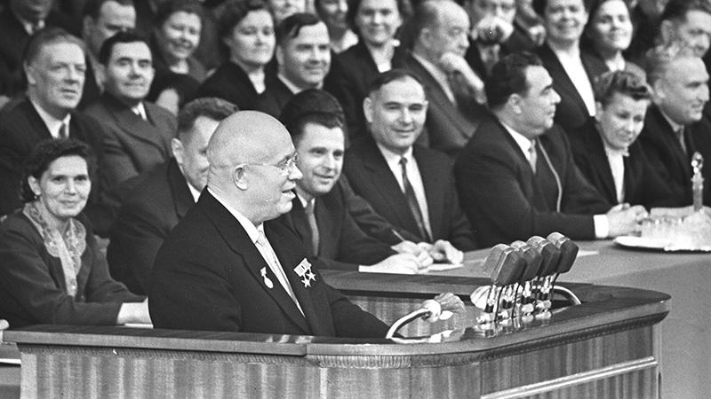 «Ботиночная дипломатия» Хрущева