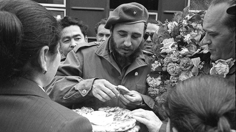 Романтика космоса и Кубы
