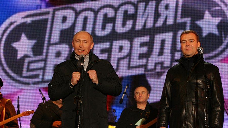 Россия взялась побеждать
